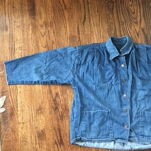 Vintage Handmade Denim Jacket
